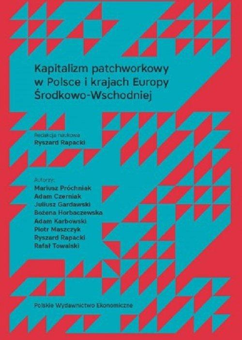 Kapitalizm patchworkowy w Polsce - okładka książki