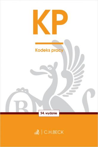 Kodeks pracy - okładka książki