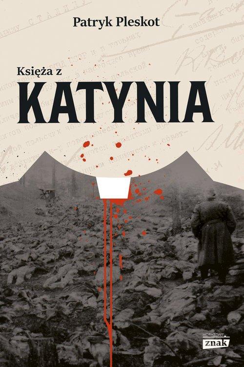 Księża z Katynia - okładka książki