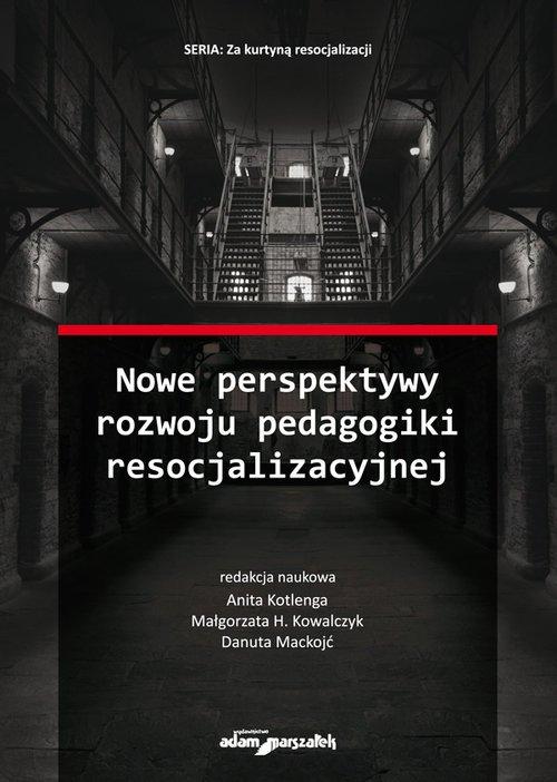 Nowe perspektywy rozwoju pedagogiki - okładka książki