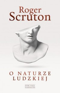 O naturze ludzkiej - okładka książki