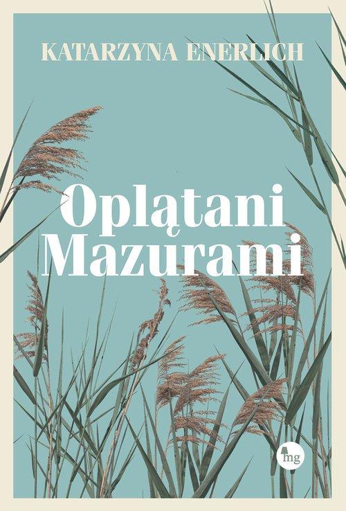 Oplatani Mazurami - okładka książki