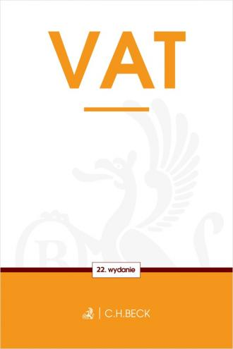 Vat w22 - okładka książki