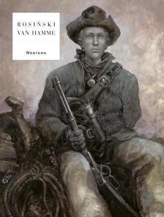 Western - okładka książki