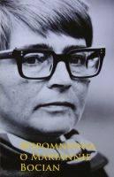 Wspomnienia o Mariannie Bocian - okładka książki