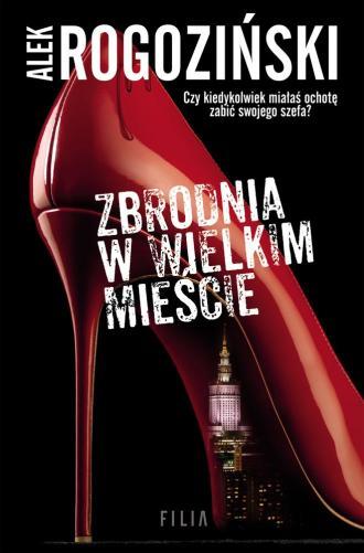 Zbrodnia w wielkim mieście (kieszonkowe) - okładka książki