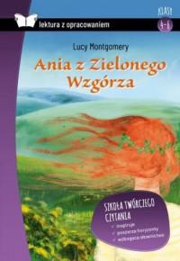 Ania z Zielonego Wzgórza (z opracowaniem) - okładka podręcznika