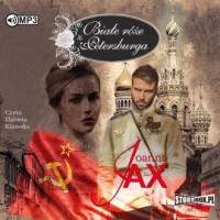 Białe róże z Petersburga (CD mp3) - pudełko audiobooku
