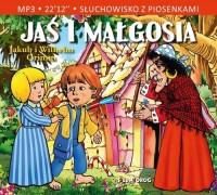 Jaś i Małgosia. Słuchowisko z piosenkami - pudełko audiobooku