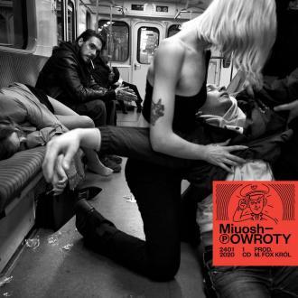 Powroty. Miuosh (CD) - okładka płyty