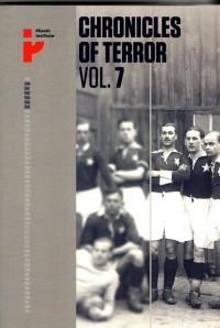 Chronicles of Terror Vol. 7. Auschwitz-Birkenau. - okładka książki