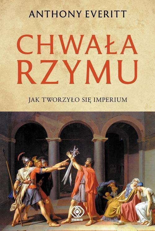 Chwała Rzymu - okładka książki