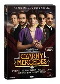 Czarny Mercedes - okładka filmu