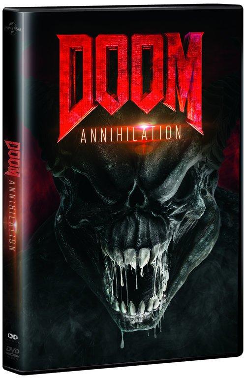 Doom annihilation (DVD) - okładka filmu