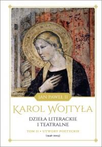 Dzieła literackie i teatralne. - okładka książki
