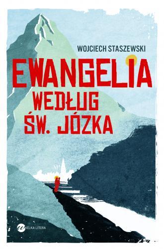 Ewangelia według św. Józka - okładka książki