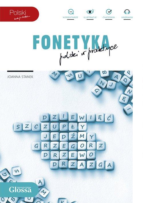 Fonetyka - okładka książki