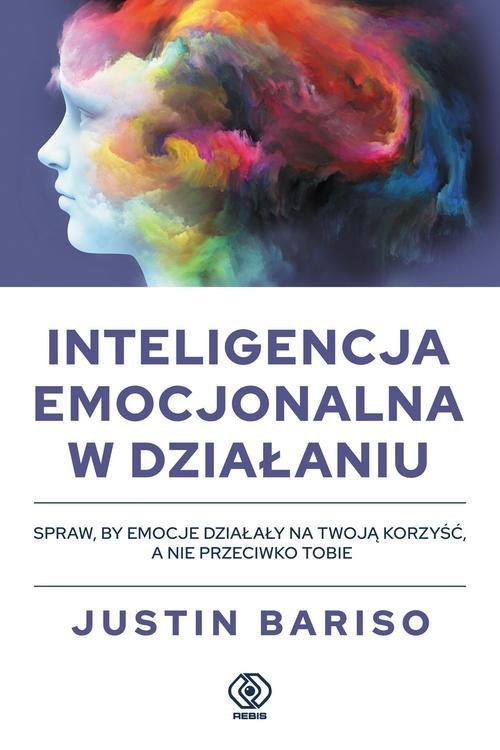 Inteligencja emocjonalna w działaniu - okładka książki