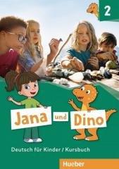 Jana und Dino 2 - okładka podręcznika