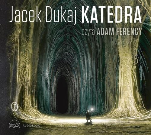 Katedra (CD mp3) - pudełko audiobooku