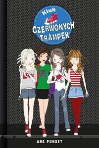 Klub Czerwonych Trampek 1 - okładka książki