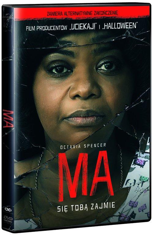 MA (DVD) - okładka filmu