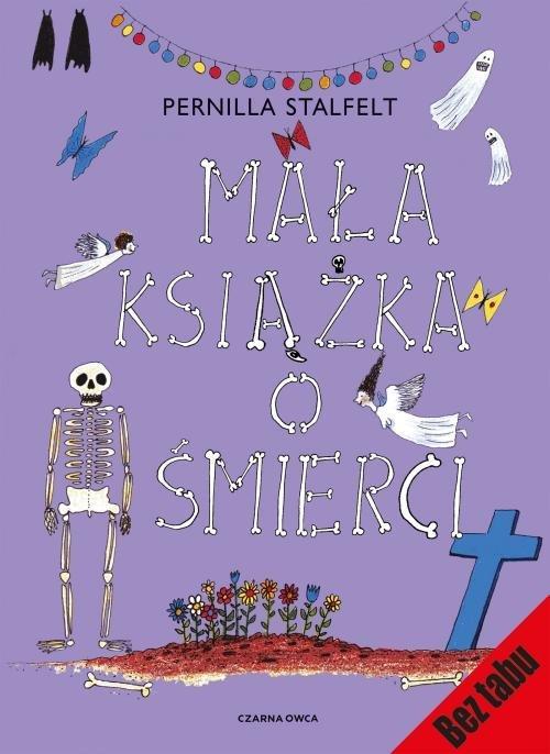 Mała książka o śmierci - okładka książki