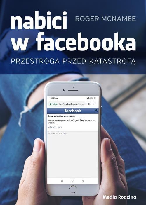 Nabici w Facebooka. Przestroga - okładka książki