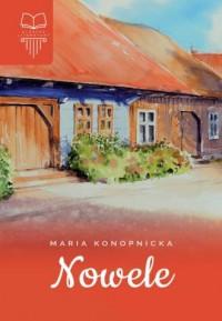 Nowele. Konopnicka - okładka podręcznika