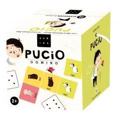 Puzzle - Pucio. Domino - zdjęcie zabawki, gry