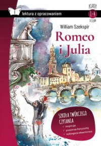 Romeo i Julia (z opracowaniem) - okładka podręcznika