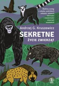 Sekretne życie zwierząt - okładka książki