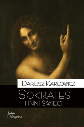 Sokrates i inni święci - okładka książki