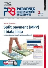 Split payment (MPP) i biała lista - okładka książki