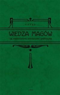 Wiedza magów - okładka książki