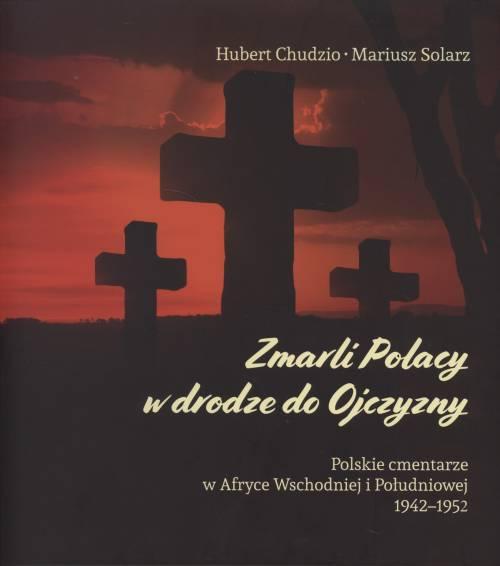 Zmarli Polacy w drodze do Ojczyzny. - okładka książki