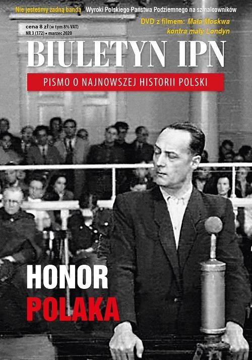 Biuletyn IPN nr 172 (3) / 2020 - okładka książki