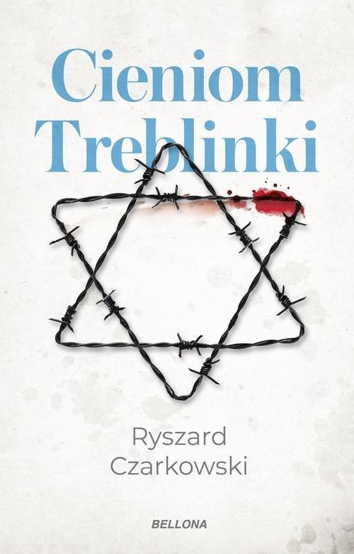 Cieniom Treblinki - okładka książki