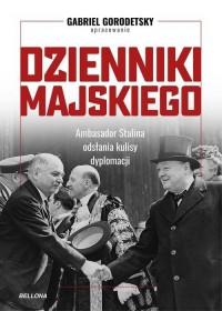 Dzienniki Majskiego - okładka książki