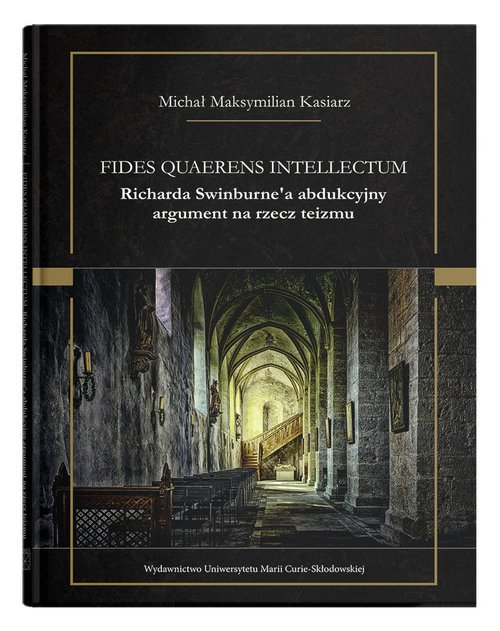 Fides quaerens intellectum Richarda - okładka książki