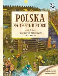 Kapitan Nauka. Polska Na tropie - okładka książki