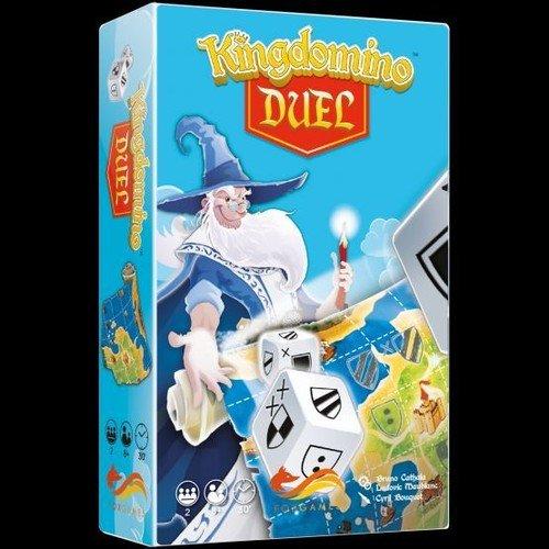 Kingdomino Duel Gra. FoxGames - zdjęcie zabawki, gry