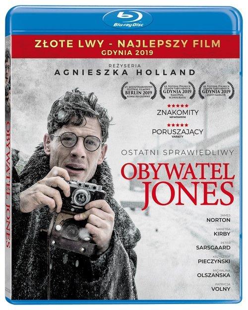 Obywatel Jones - okładka filmu