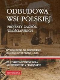 Odbudowa wsi polskiej - okładka książki