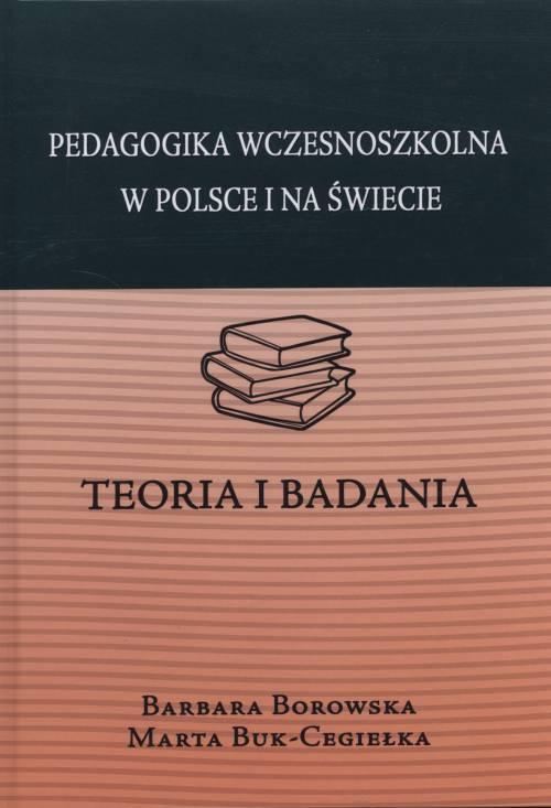 Pedagogika wczesnoszkolna w Polsce - okładka książki