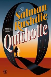 Quichotte - okładka książki