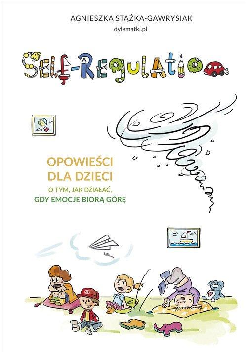Self-Regulation. Opowieści dla - okładka książki