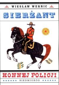 Sierżant konnej policji - okładka książki