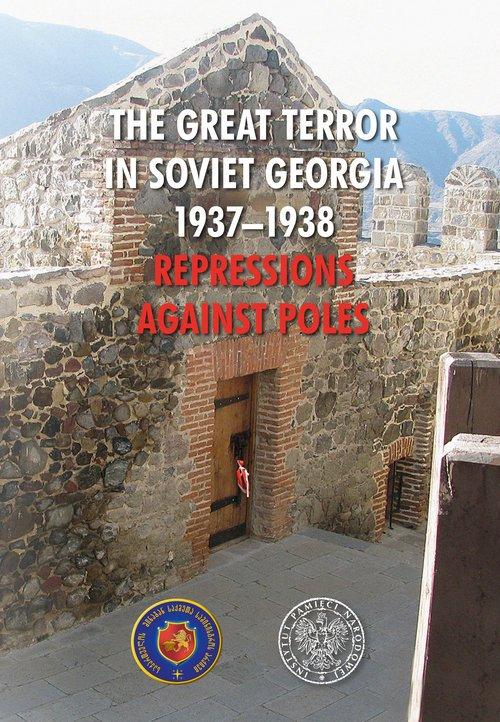 The Great Terror in Soviet Georgia - okładka książki