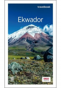 Travelbook - Ekwador - okładka książki